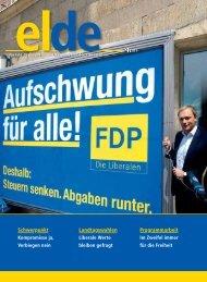 Aktuelle Ausgabe 4 | 2011 - Elde Online