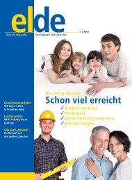 Ausgabe 1| 2010 - Elde Online
