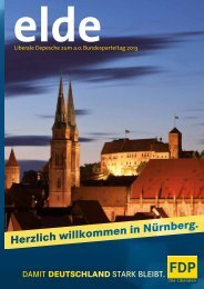 a.o. Bundesparteitag in Nürnberg - Elde Online