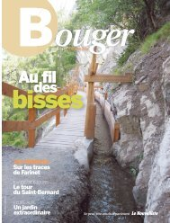 Bou2 nf mardi 21 juin : Bouger : 1 : Page UNE
