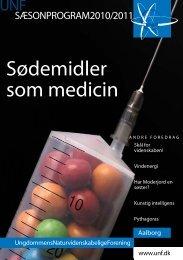Sødemidler som medicin - UNF Aalborg - Ungdommens ...