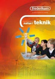 natur/ teknik - Frederiksen