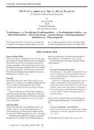 Corel Ventura - BATCH041.CHP - Forsikrings- og Erstatningsretlig ...