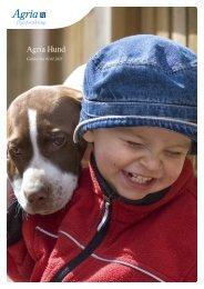 Komplette vilkår for hundeforsikring 2013 - Agria Dyreforsikring