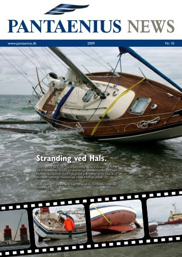 Stranding ved Hals. - Pantaenius