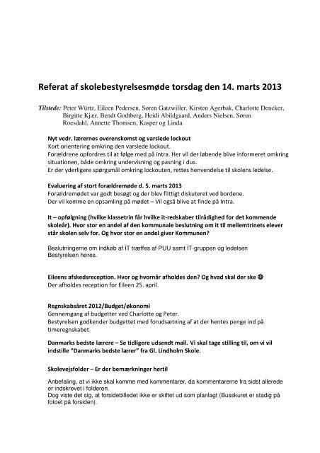 SB 140313 - Skoleporten Gl. Lindholm Skole