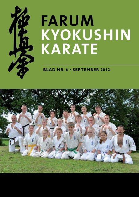 September 2012 - Farum Kyokushin Karate