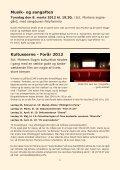 Forår 2012 - Sct. Mortens Kirke - Page 5
