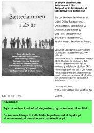 Navigering: Tryk på en linje i indholdsfortegnelsen, og ... - Dammen.dk