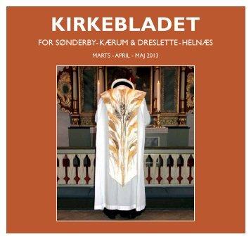 KIRKEBLADET - Helnæs Kirke