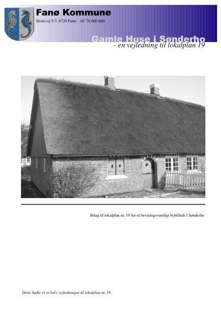 Download vejledning i PDF format (5 Mbyte) - Fanø Kommune