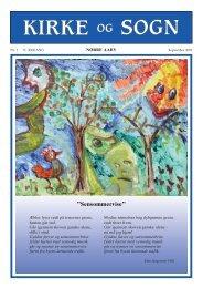 Kirkeblad 0809:Kirkeblad 0307 - Nørre Aaby Kirkes