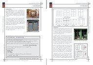 VINDUER vejledningsblad 4 VINDUER vejledningsblad 06 06