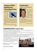 Kirkeblad juni 2013 - Brændkjærkirken - Page 4