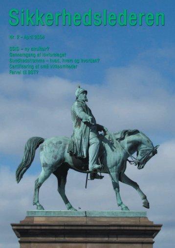 Medlemsblad nr. 2 2004