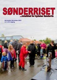 November-december 2012 nr. 4, 24. årgang - Sønderriset