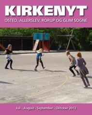 Kirkenyt 2012 - Rorup & Glim kirkers hjemmeside