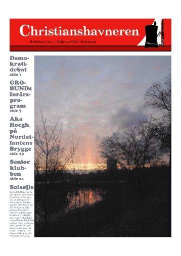 2013 februar nr.1 side 1-12 - Christianshavneren