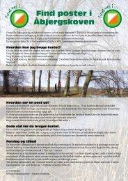 Folder til Åbjergskoven - Horsens Orienteringsklub