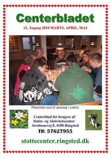 12. Årgang 2010 MARTS, APRIL, MAJ - Ringsted Støtte