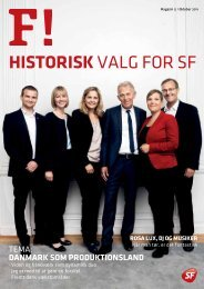 Historisk VAlg For SF