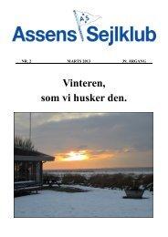 Vinteren, som vi husker den. - Assens Sejlklub