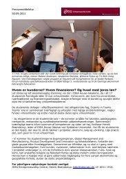 Undervisning af iværksættere, 300911 - Idea