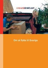 Om at flytte til Sverige - NCC