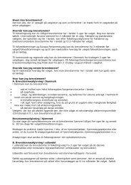 Se mere om at brevstemme - Ballerup Kommune
