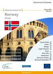 eGovernment in Norway - ePractice.eu