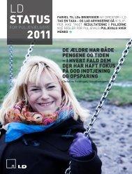 LD STATUS - Christine Feldthaus