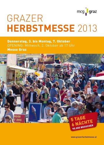 Grazer Herbstmesse 2013