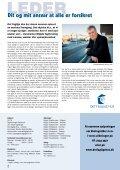 Medlemsnyt 3/2011 - Det Faglige Hus - Page 2