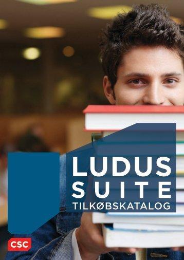 LUDUS Suite tilkøbskatalog - CSC