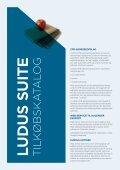 LUDUS Suite tilkøbskatalog - CSC - Page 2