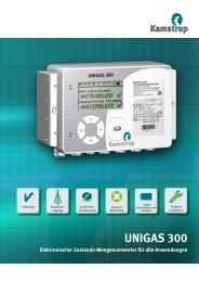 UniGAS 300 - Kamstrup A/S