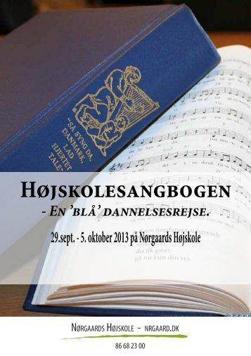 Program - klik her! - Nørgaards Højskole