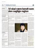 Konturerne af en ny hospitalsplan tegner sig - Kong Kuglepen - Page 2