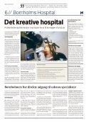 Konturerne af en ny hospitalsplan tegner sig - Kong Kuglepen - Page 6