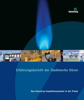 Erfahrungsbericht der Stadtwerke Düren - Kamstrup A/S