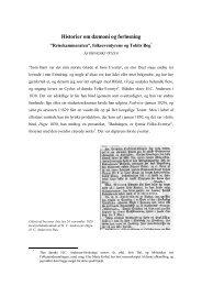 Artiklen - HC Andersens Hus