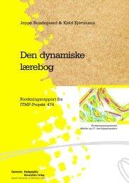 Rapport fra ITMF-projektet Den dynamiske lærebog - DPU