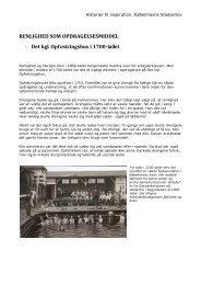 Renlighed som opdragelsesmiddel.pdf - Københavns Stadsarkiv