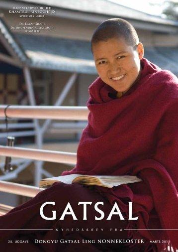 Dongyu Gatsal Ling NONNEKLOSTER - Tenzin Palmo