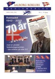 Husk - Aalborg Roklub