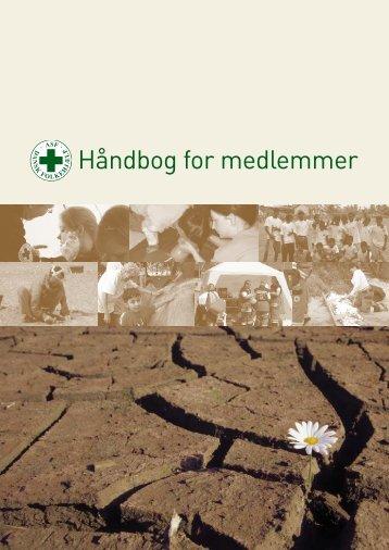Håndbog for medlemmer - Dansk Folkehjælp