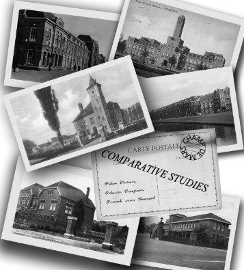 vergelijkende studies - frank van gemert | architecture & building ...