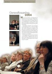 2004 Generalforsamling - Elbo