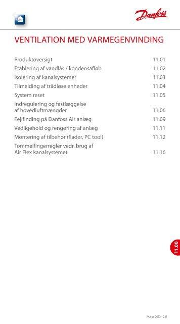 Download afsnit (pdf 1.226 Kb) - Danfoss Varme