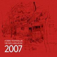 100 års jubilæum - Hobro Tennisklub
